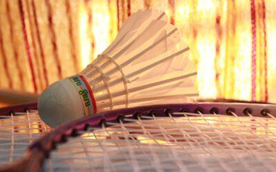 Vanaf 2 en 16 juli weer badminton!